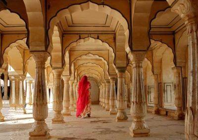 Fuerte Amber de India