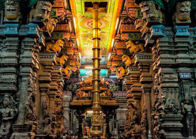 Maduraiinside-the-temple