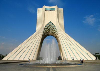 Azadi Tower:Tehran:Iran