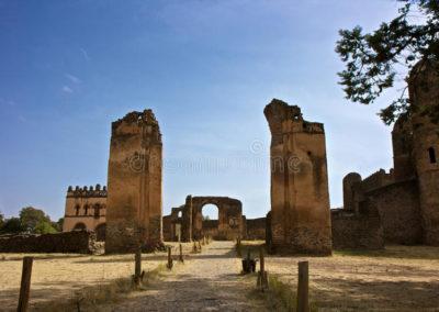 Castillo De Fasilides, Gondar