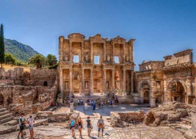Gallipoli-Troy-Pergamon-Kusadasi-Ephesus-Priene-Miletos