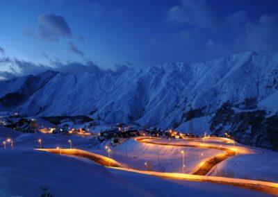 Gudauri ski