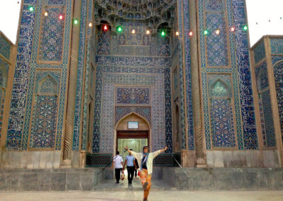 Kerman Mezquita de Viernes