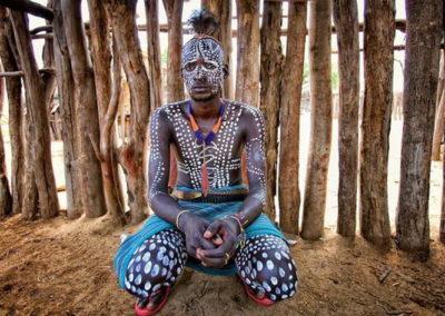 Las fascinantes tribus de Etiopía