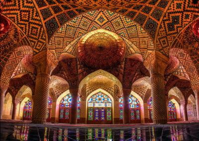 Nasir al- mulk mosque Shiraz