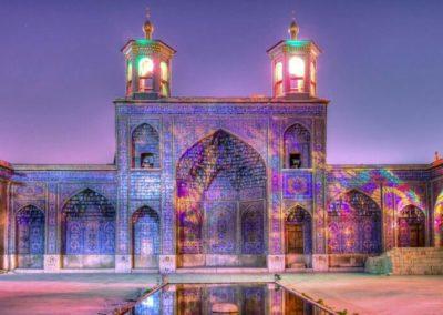 Nasir ol-Mulk Mosque in Shiraz