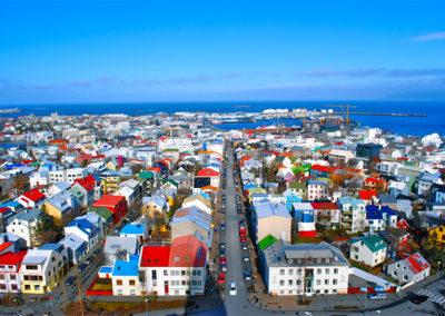 PUEBLO Reykjavík