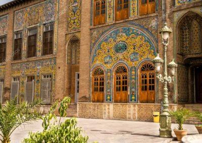 Palacio Golestan, Teheran