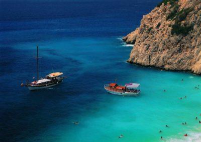 Playa Kaputas (Kas)