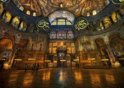 Santa Sofía Estambul 2