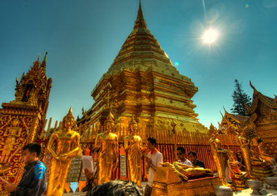 Templo-Wat-Phrathat-Doi-Suthep-Chiang-Mai-Tailandia