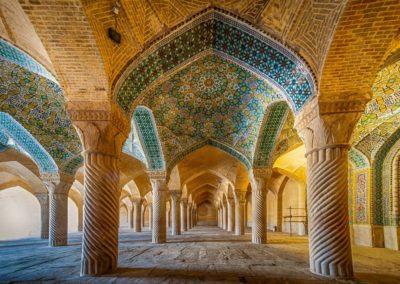Zandiyeh complex in Shiraz