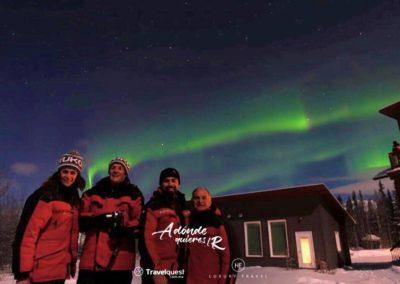 auroras borelaes yukon 2