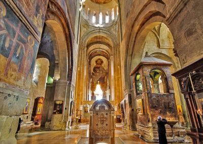 catedral de Svetiskhoveli