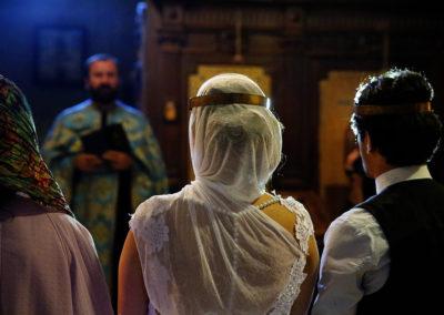 mtskheta georgia people church