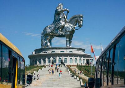 Gandan Khiid in Ulaanbaatar 4
