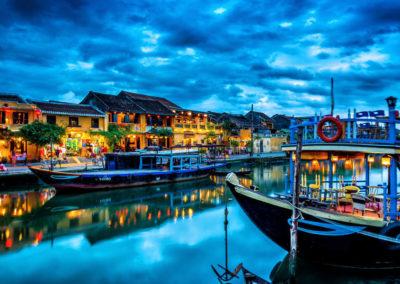 Hoi an Vietnam City