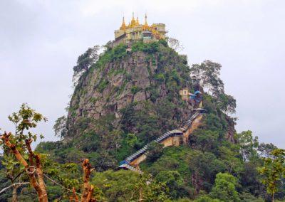 Monte-Popa-Bagan