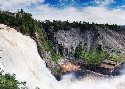Montmorency-cascadas