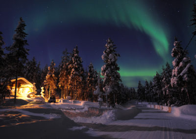 Yukon Northern Lights (3 Days)-1