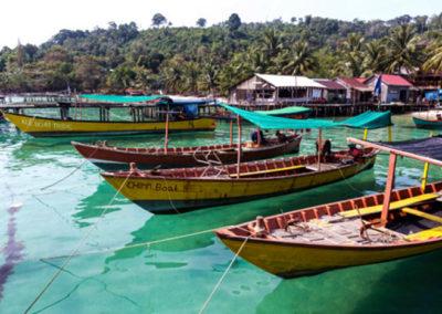 isla deKoh Rong photo 1