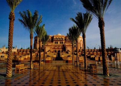El turismo en Abu Dhabi