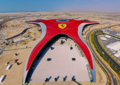 Ferrari-World-Abu-Dhabi-theme-park