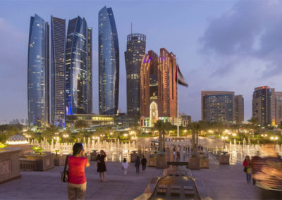 HOTEL ABU DHABI
