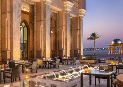 HOTEL ABU DHABI RESTAURANT
