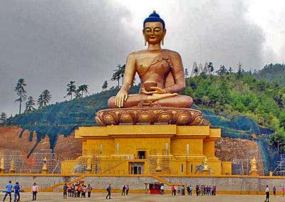 Estatua de Buda Dordenma Bhután (8)