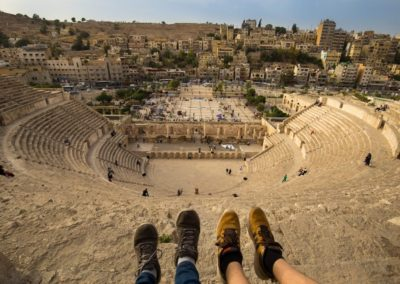 FOTO 2 Teatro Romano de Amman