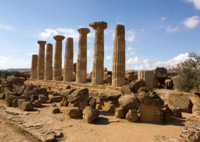 FOTO Templo de Hércules