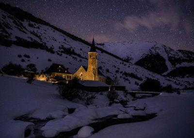 MONTGARRI de noche