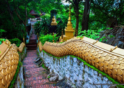 Mount Phousi in Luang Prabang