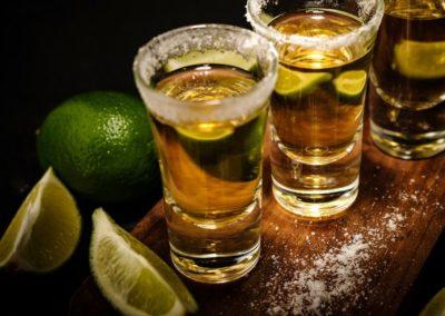 tequila bebida